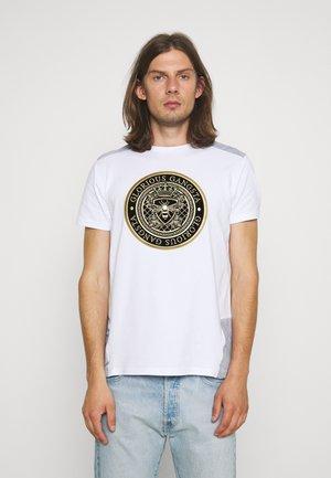 IRVAS TEE - T-shirt print - optic white