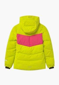 Icepeak - LAGES UNISEX - Snowboard jacket - aloe - 1