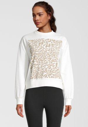 IVY - Sweater - snow white-rainy day