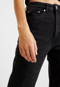 Weekday - LASH - Jeans relaxed fit - echo black - 3