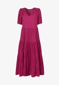 OYSHO - Day dress - dark purple - 5