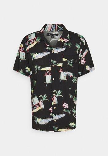 MIAMI - Shirt - black