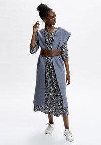 Denim Hunter - Waistcoat - ashley blue melange - 1