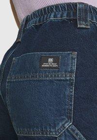 BDG Urban Outfitters - COLOURBLOCK SKATE - Vaqueros boyfriend - dark vintage - 4