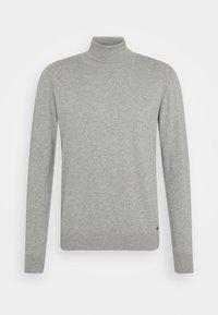 INDICODE JEANS - BURNS - Pullover - mottled light grey - 4