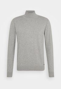 BURNS - Jumper - mottled light grey