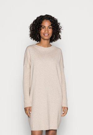 CORE DRESS - Jumper dress - sand