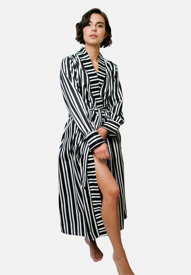 Peignoir - stripe