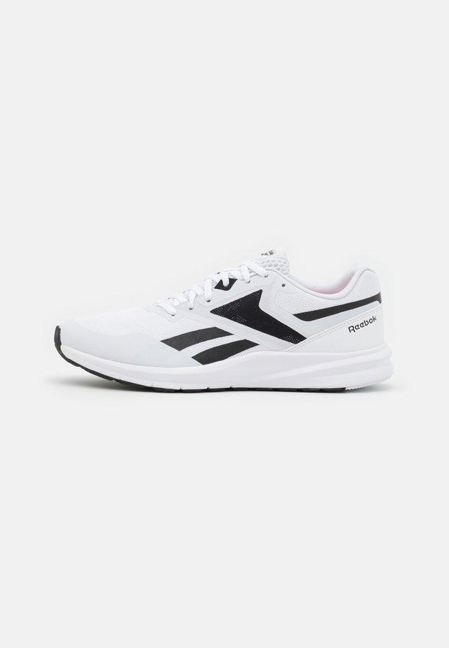 RUNNER 4.0 - Scarpe running neutre - white/black