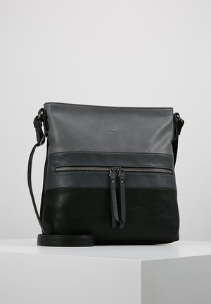 ELLEN HOBO - Across body bag - black