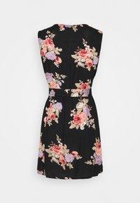 Pieces - PCNISU DRESS - Sukienka letnia - black - 1