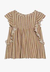 Soft Gallery - FEDORA  - Print T-shirt - jojoba - 0