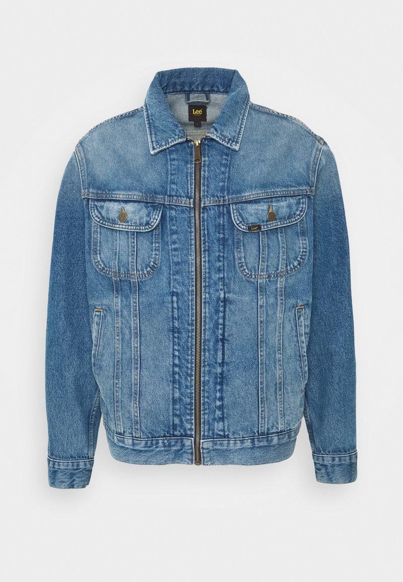 Lee - RIDER VARIATION - Denim jacket - hartly