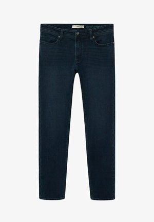 JAN - Jeans slim fit - bleu foncé intense