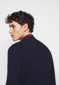 Polo Ralph Lauren - BLEND - Strickpullover - dark blue/multicolor - 5
