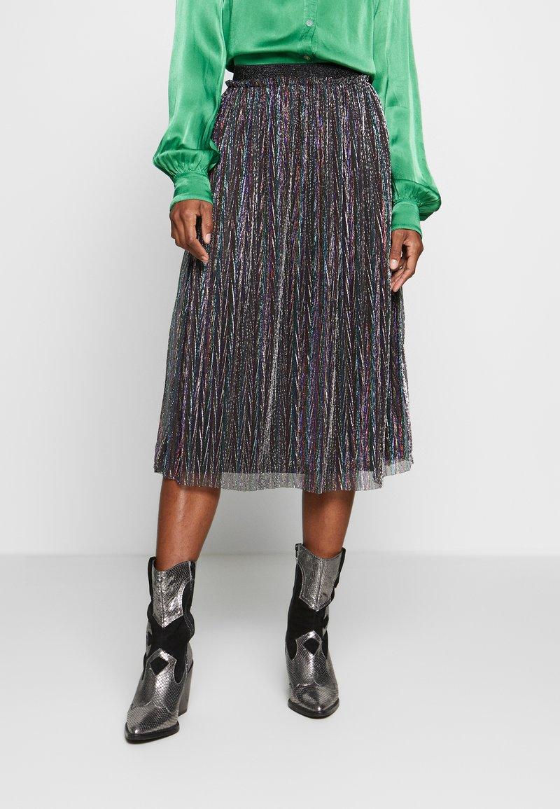 NAF NAF - TOKYA - A-snit nederdel/ A-formede nederdele - multicolore