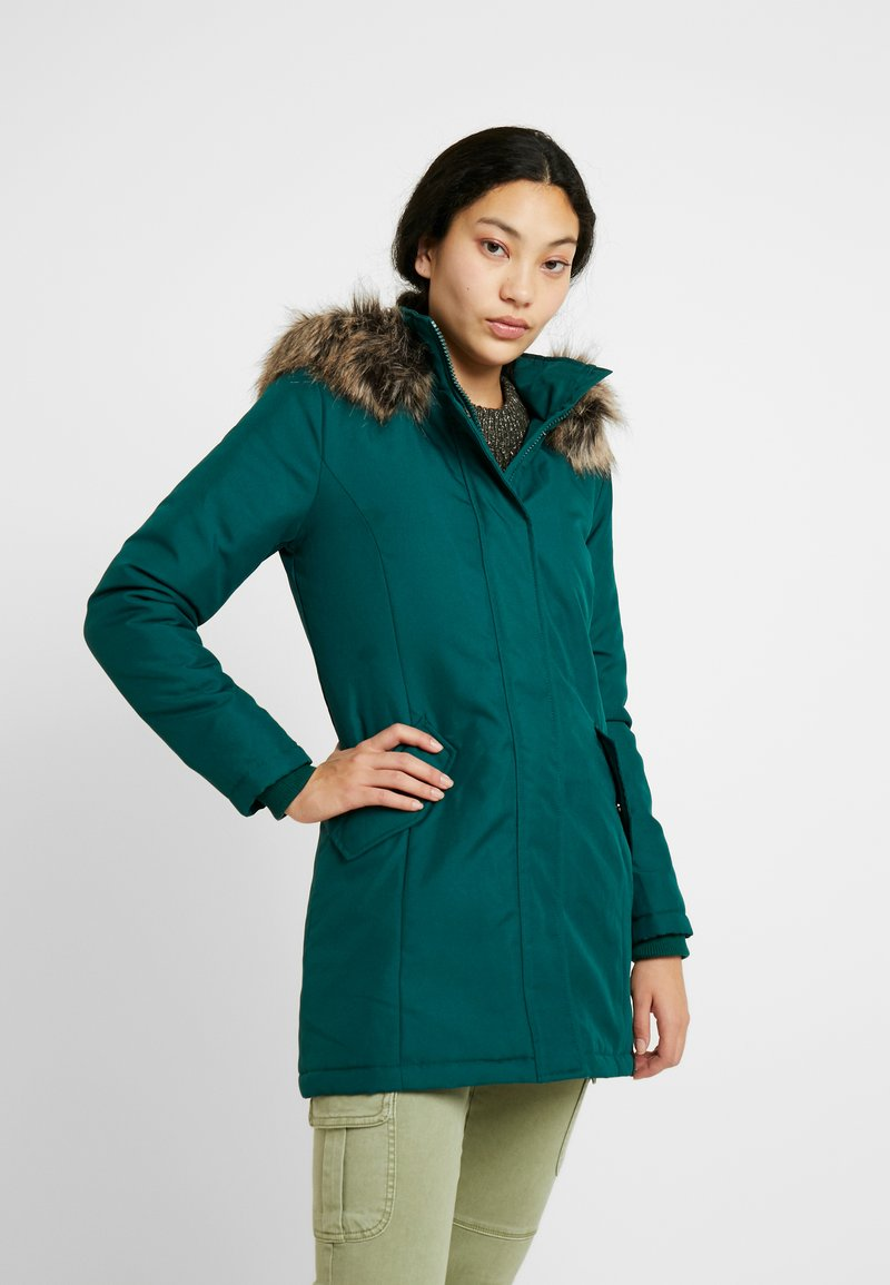 ONLY Tall - ONLKATY COAT - Parka - forest biome
