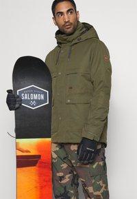 Billabong - SHADOW - Snowboard jacket - olive - 3