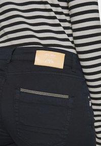 Mos Mosh - SUMNER DAZE PANT - Pantalones - navy - 3