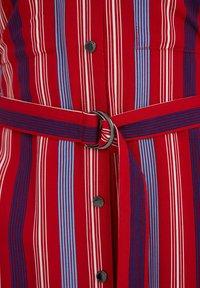 Finn Flare - Shirt dress - red - 5