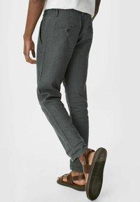 C&A - Trousers - dark green - 2
