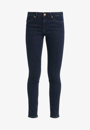 JOLIE CROPPED FELEX - Jeans Skinny Fit - dark blue