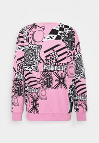 Jaded London - COLLAGE  - Sweatshirt - pink - 4