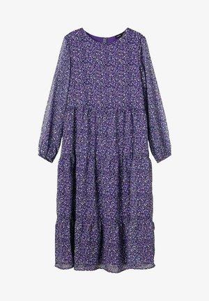 Korte jurk - purple reign