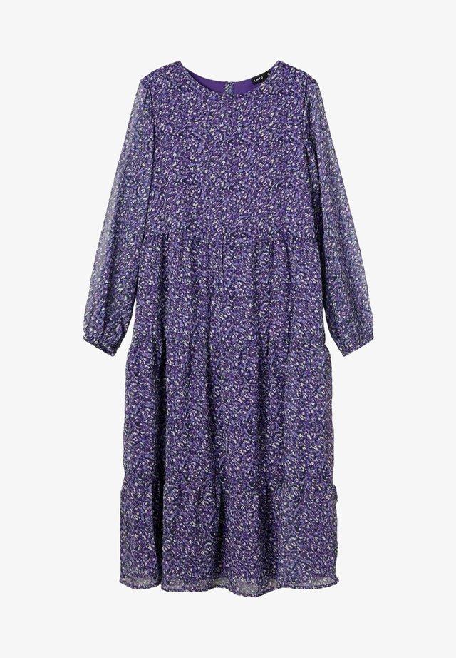 Vestito estivo - purple reign