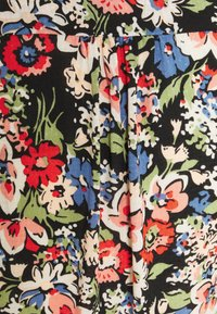 King Louie - WRAP DRESS DOLORES - Denní šaty - black - 2