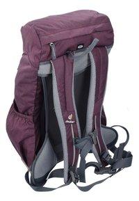 Deuter - ZUGSPITZE 22 SL - Backpack - aubergine/lion - 1
