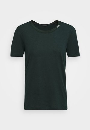 CREW NECK - T-shirts - lagoon green