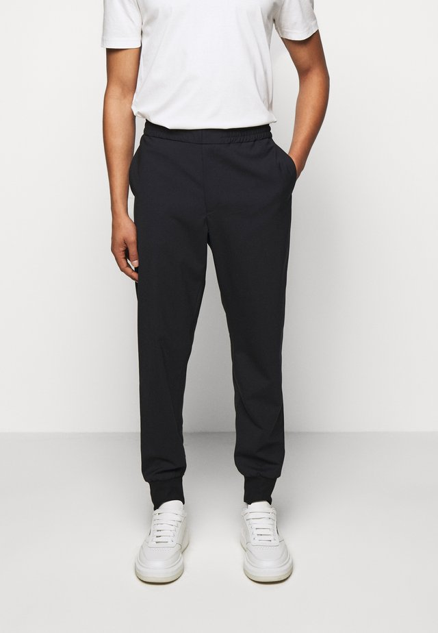 MENS DRAWCORD TROUSER - Stoffhose - dark blue