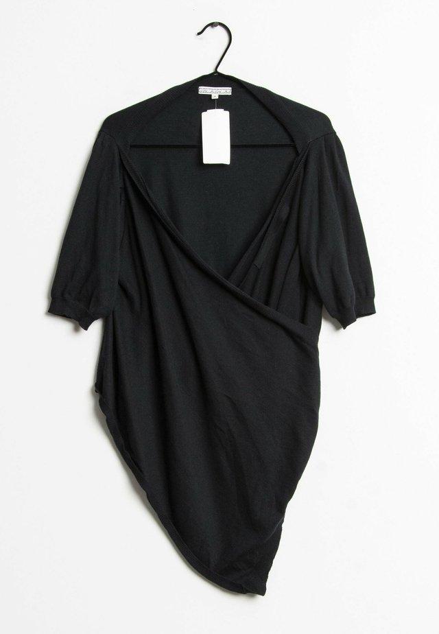 Vest - black