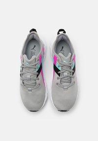 Puma - WEAVE XT TWIN - Sportovní boty - grey/pink - 3