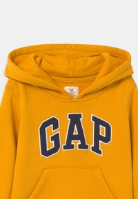GAP - TODDLER BOY LOGO - Kapuzenpullover - rugby gold - 2