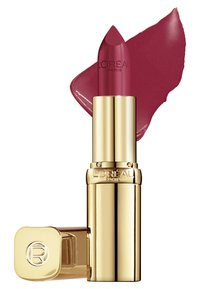 L'Oréal Paris - COLOR RICHE SATIN - Lipstick - 376 cassis passion - 2