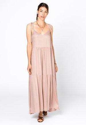 Maxi dress - zartrosa