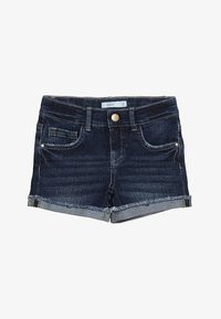 Name it - Jeansshort - dark blue denim - 3