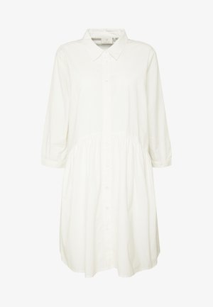 KADALE - Vestido camisero - optical white
