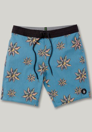 BURCH STONEY 19 BOARDSHORT - Shorts da mare - hydro_blue