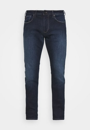 Slim fit jeans - denim blu