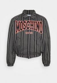 MOSCHINO - Lehká bunda - black - 0