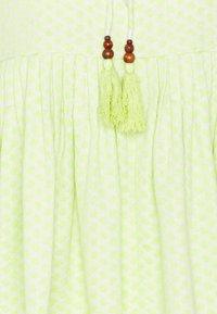 CECILIE copenhagen - SOUZARICA - Day dress - avocado green - 6