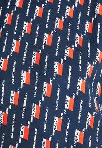 House of Dagmar - SEIJA - Blůza - multi-coloured/dark blue/orange - 7