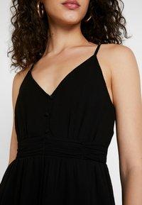 Vero Moda - VMMARLYN SINGLET DRESS - Robe de soirée - black - 5