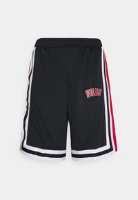 FUBU - COLLEGE - Shorts - black - 0