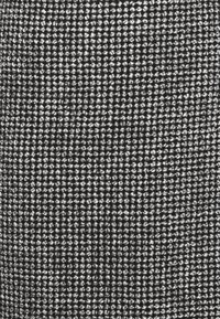Opus - RAVENNA DOTTED - Mini skirt - black - 2