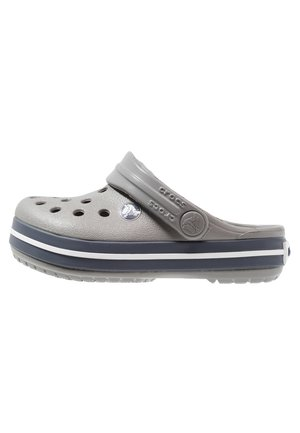 CROCBAND - Pool slides - smoke/navy