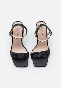 RAID Wide Fit - WIDE FIT JUDY - Sandalias - black - 5